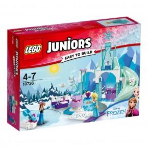 LEGO 10736 Juniors FROZEN Annas & Elsas Eisspielplatz B-Ware OVP