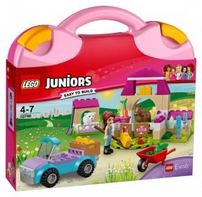 LEGO 10746 Juniors Mias Pferdestall Koffer