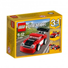 LEGO 31055 Creator Roter Rennwagen