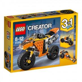 LEGO 31059 Creator Straßenrennmaschine