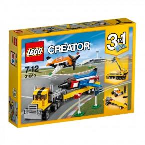 LEGO 31060 Creator Flugschau-Attraktionen B-Ware OVP
