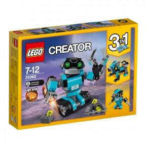 LEGO 31062 Creator Forschungsroboter