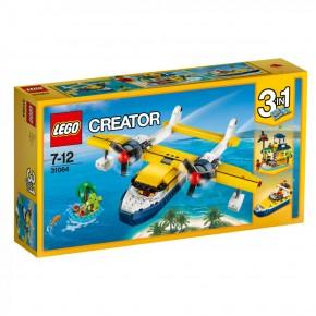LEGO 31064 Creator Wasserflugzeug-Abenteuer