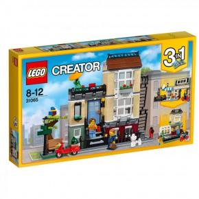 LEGO 31065 Creator Stadthaus an der Parkstraße