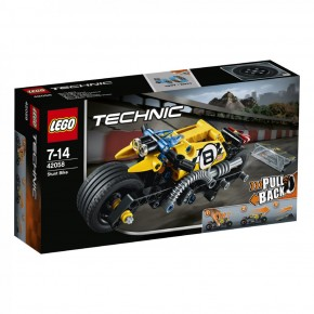 LEGO 42058 Technic Stunt-Motorrad