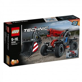 LEGO 42061 Technic Teleskoplader