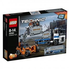 LEGO 42062 Technic Container-Transport 2in1Set