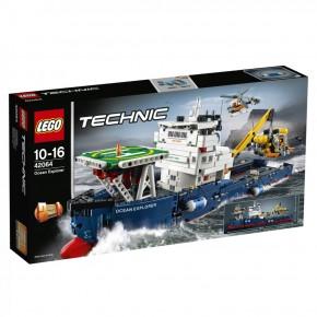 LEGO 42064 Technic Forschungsschiff