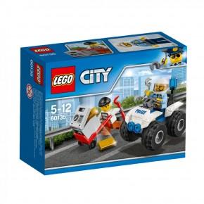 LEGO 60135 City Gangsterjagd auf dem Quad