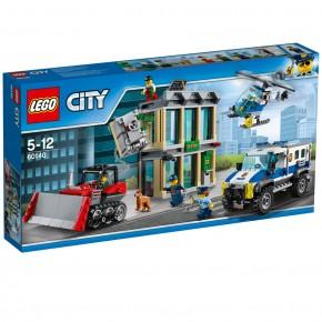 LEGO 60140 City Bankraub mit Planierraupe