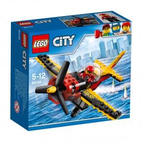 LEGO 60144 City Rennflugzeug