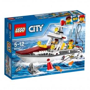 LEGO 60147 City Angelyacht B-Ware OVP