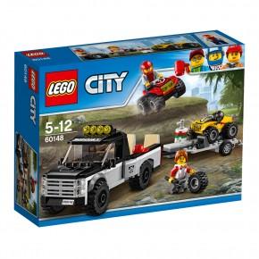 LEGO 60148 City Quad-Rennteam