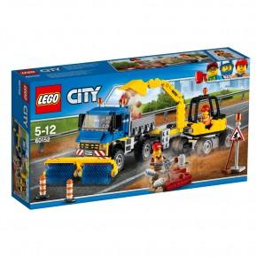 LEGO 60152 City Straßenreiniger und Bagger