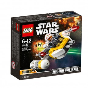 LEGO 75162 Star Wars Y-Wing Microfighter