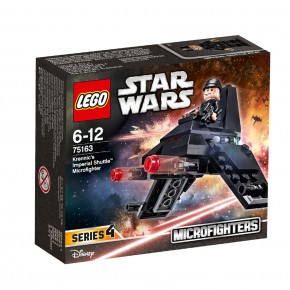 LEGO 75163 Star Wars Krennic's Imperial Shuttle Microfighter
