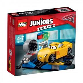 10731 LEGO® Juniors CARS Cruz Ramirez Rennsimulator