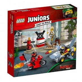 10739 LEGO® Juniors Ninjago Haiangriff