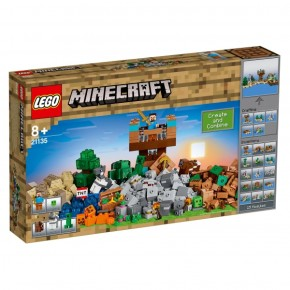 21135 LEGO® Minecraft Crafting-Box 2.0