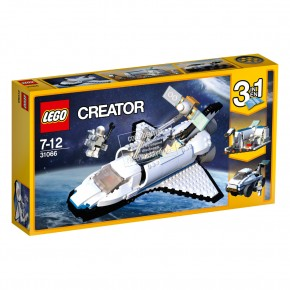 31066 LEGO® Creator Forschungs-Spaceshuttle
