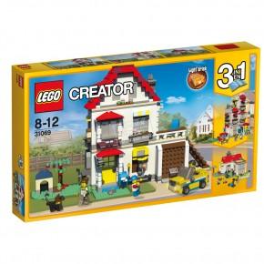 31069 LEGO® Creator Familienvilla B-Ware OVP