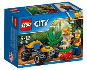 60156 LEGO® City Dschungel-Buggy B-Ware OVP
