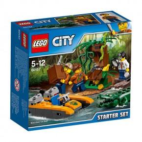 60157 LEGO® City Dschungel Starter-Set B-Ware OVP