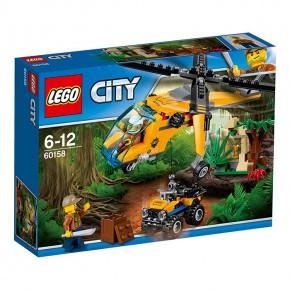 60158 LEGO® City Dschungel-Frachthubschrauber