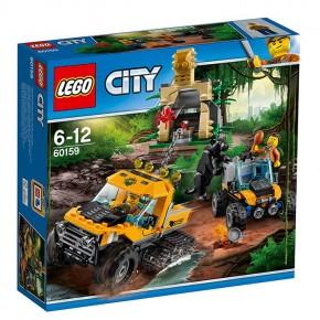 60159 LEGO® City Dschungel-Halbkettenfahrzeug B-Ware OVP