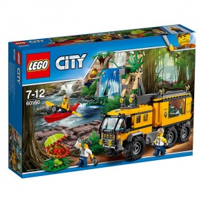 60160 LEGO® City Mobiles Dschungel-Labor