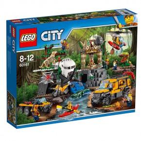 60161 LEGO® City Dschungel-Forschungsstation