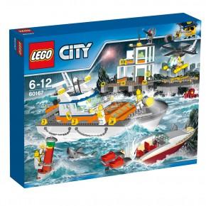 60167 LEGO® City Küstenwachzentrum