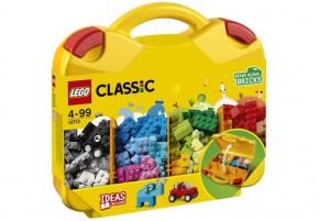 10713 LEGO® Classic Bausteine Starterkoffer Farben sortieren