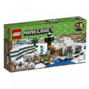 21142 LEGO® Minecraft Eisiglu 275 Teile