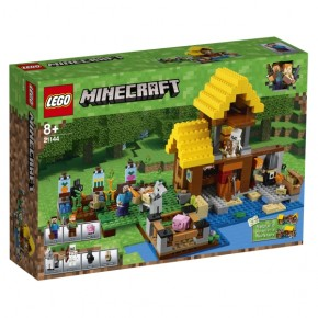 21144 LEGO® Minecraft Farmhäuschen 545 Teile