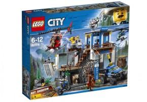 60174 LEGO® City Hauptquartier der Gebirgspolizei B-Ware OVP