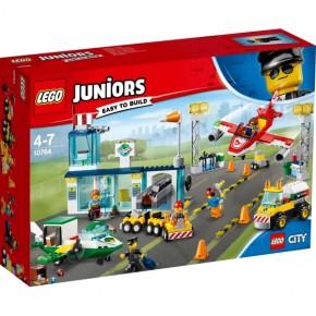 10764 LEGO® Juniors City Flughafen 376 Teile