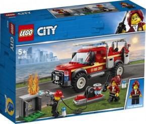 LEGO® City 60231 Feuerwehr-Einsatzleitung 201 Teile
