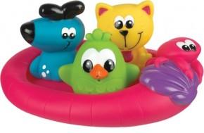 Playgro Badespielzeug Schwimm-Freunde