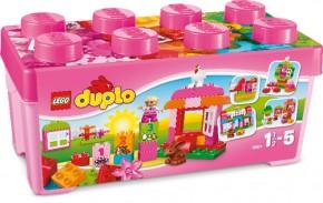 LEGO DUPLO Creative Play 10571 Große Steinebox Mädchen