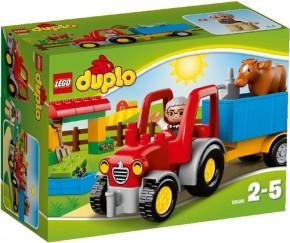 LEGO DUPLO Town 10524 Traktor