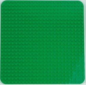 2304 LEGO® DUPLO® Große Bauplatte grün 38x38 cm
