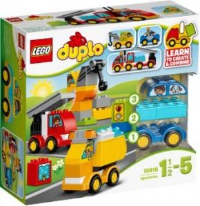LEGO DUPLO 10816 Meine ersten Fahrzeuge