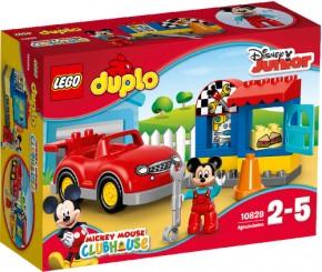 LEGO DUPLO 10829 Mickeys Werkstatt B-Ware OVP