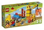 Lego 10813 Duplo Große Baustelle