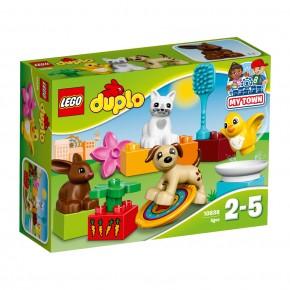 LEGO 10838 DUPLO Haustiere