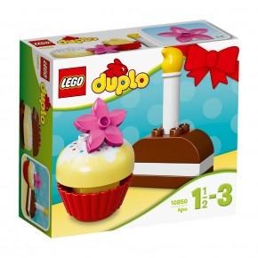 LEGO 10850 DUPLO Mein erster Geburstagskuchen