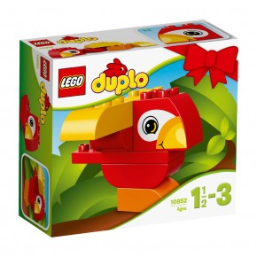 LEGO 10852 DUPLO Mein erster Papagei