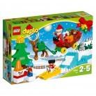 10837 LEGO® DUPLO® Winterspaß mit dem Weihnachtsmann B -Ware OVP