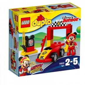 10843 LEGO® DUPLO® Mickys Rennwagen